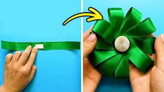 27 CREATIVE WAYS TO WRAP A GIFT
