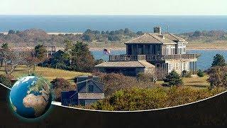 Marthas' Vineyard - Where Presidents retreat