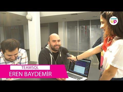 TeamSQL - Eren Baydemir  | Crowdup 2017 Röportajları
