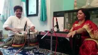 Vidushi Seema Shirodkar - Ka Karoon Sajni Aaye Na Balam (Thumri)