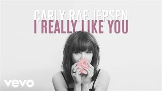 carly rae jepsen   i really like you audio