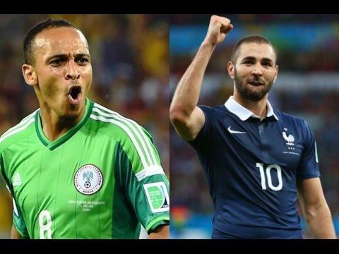 (TF1)Résumé France-Nigéria CDM 2014