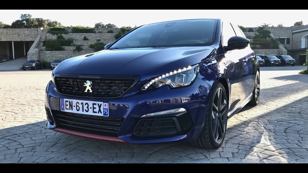 2018 peugeot 308 gti 270 review youtube. Black Bedroom Furniture Sets. Home Design Ideas