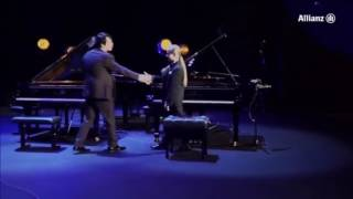 Lang Lang 郎朗 Chopin - Fantasie Impromptu in C sharp minor. Master class  2016 with the kids  Part 1