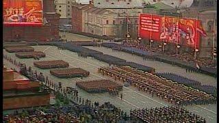 HD Soviet October Revolution Parade, 1984 Парад 7 Ноября
