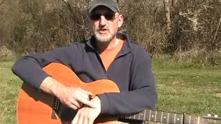 Acoustic Blues Guitar Lesson - That'll Never happen No More - Blind Blake