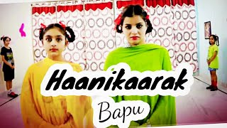 Download Hindi Video Songs - Haanikaarak Bapu - Dangal | Aamir Khan | Pritam |Amitabh B| DANCE| New Song 2017