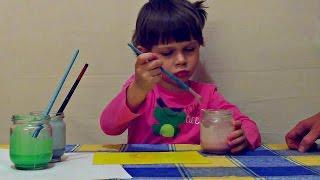 Развиваем ребенка играя. Видео для детей. Объемные краски. Подарить ребенку радость так просто !(Развиваем ребенка играя. Видео для детей. Объемные краски. Подарить ребенку радость так просто ! https://www.youtube.c..., 2015-10-26T20:58:27.000Z)