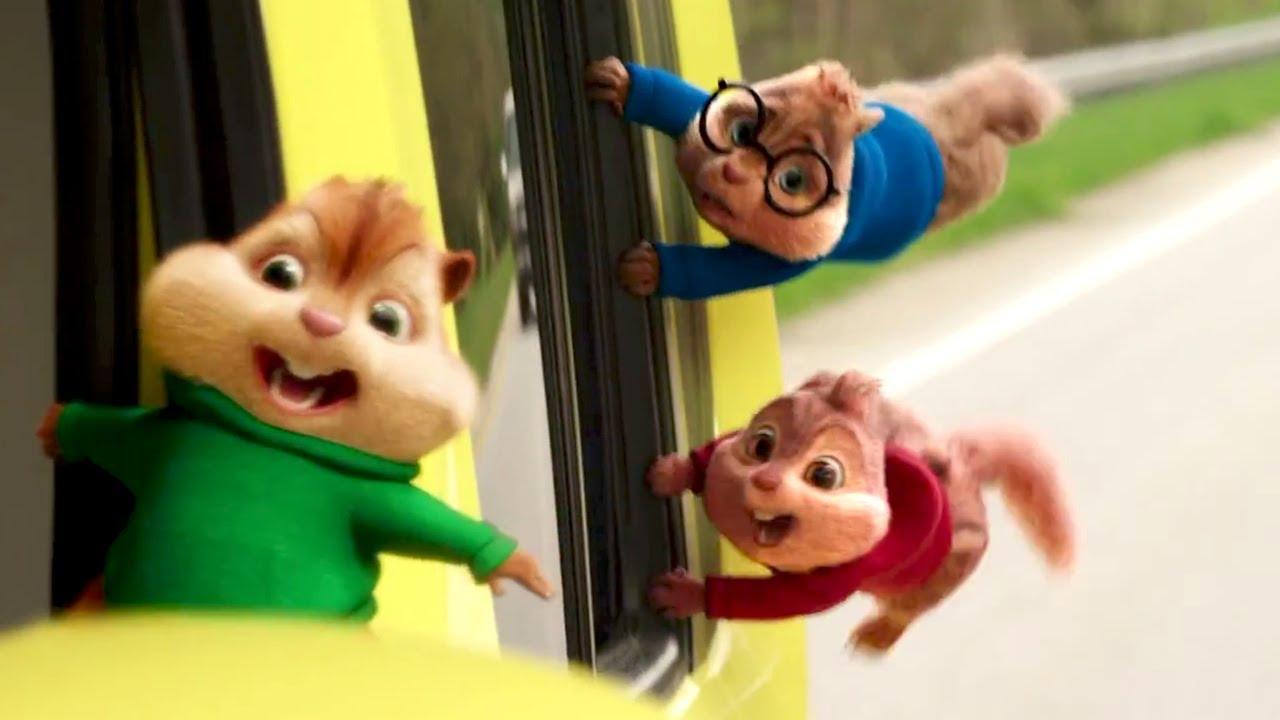 Alvin et les chipmunks 4 fond la caisse bande annonce 2016 youtube - Coloriage alvin et les chipmunks 4 ...