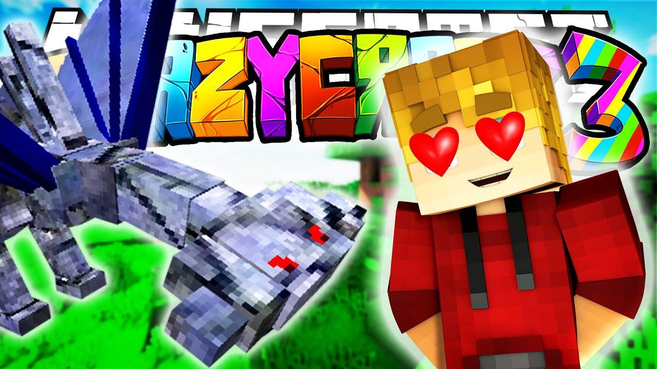 Minecraft crazy craft 3 0 cephadrome flight 20 youtube for Crazy craft 3 0 server