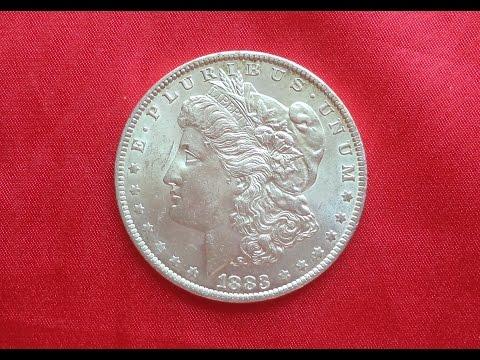 MORGAN SILVER DOLLAR 1883 - Mint New Orleans