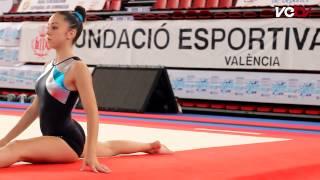 Campeonato España de Gimnasia Artística (previa)