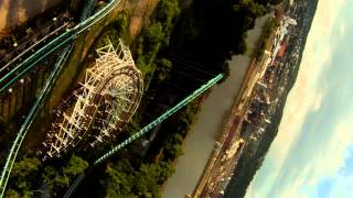 NEW! POV on Black Widow at Kennywood Park