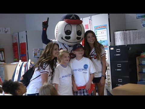 Make a Wish Foundation at Picketts Mill Elementary School