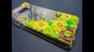 3천원짜리 젤리케이스 여름여름한 해바라기 휴대폰케이스~…