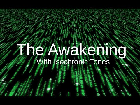 AWAKENING Matrix: The code for DEEP Relaxation with Alpha isochronic tones