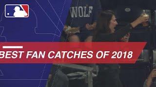Best fan catches of 2018