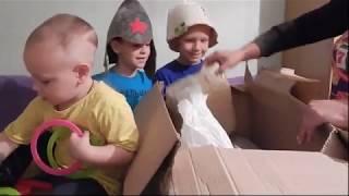 Сюрприз от TDEKOR\\На TDEKOR можно покупать ещё ДЕШЕВЛЕ\\Распаковка с детьми\\