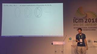 Smoothing finite group actions on three-manifolds – John Pardon – ICM2018