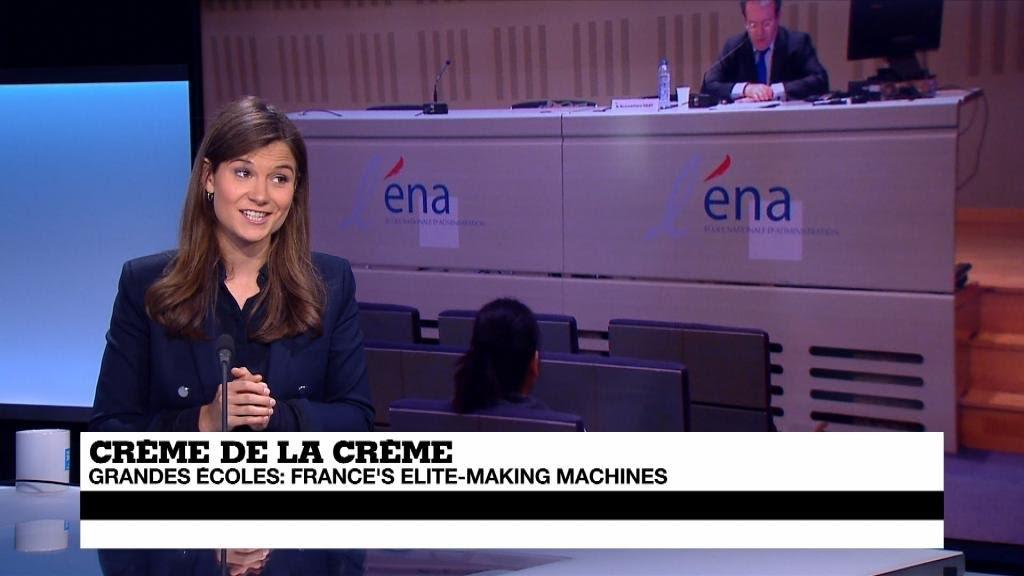 Grandes écoles: France's elite-making machines