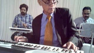 Dil Ke Jharoke Mein : Brahmachari (1968) : performed by COL CHAKRAVARTI - Keyboard Artiste