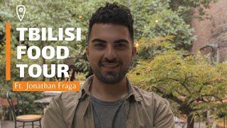 Discover Georgian Food with Jonathan Fraga #ExploreWithRaynaTours