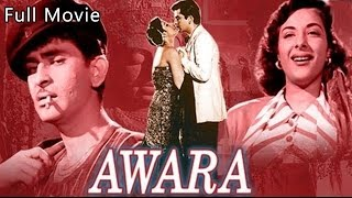 Awara (1951) - Full Hindi Movie | Starring Raj Kapoor and Nargis
