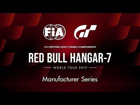 [English] World Tour 2019 - Red Bull Hangar-7   Manufacturer Series
