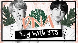 [Karaoke] BTS- DNA (Sing with BTS)