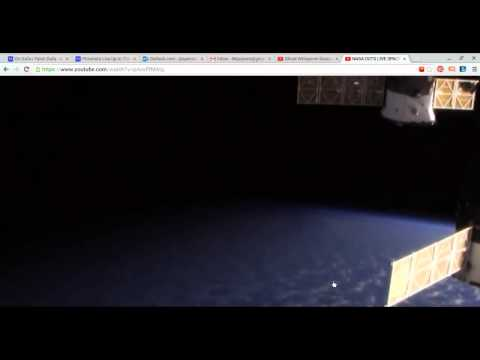 Only ufos no stars in the sky nasa iss live camera for Live camera website