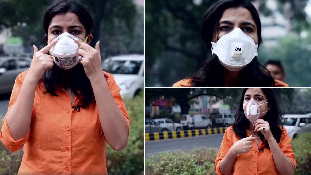 3m breathing masks for air pollution