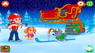 Paw Patrol|The Pups Save Christmas|Books for Kids|Audio