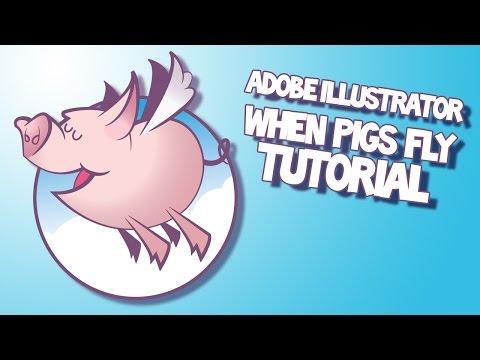 Simple Adobe Illustrator Drawing Tutorial