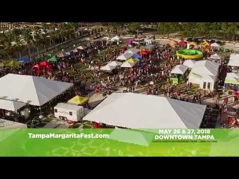 2018 Tampa Bay Margarita Festival Presented by Frontier Communications