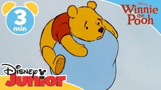 The Mini Adventures of Winnie the Pooh | Pooh's Balloon | Disney Junior UK