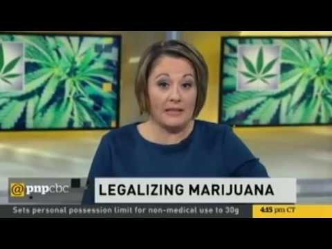 Colin Carrie Appears on CBC's Power and Politics to Discuss the Marijuana Legalization Report