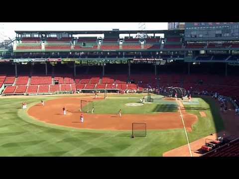 Red Sox Fan's Fenway Park Tour! What Happens When You Tour MLB's Oldest Ballpark? #ThisWeekinRed