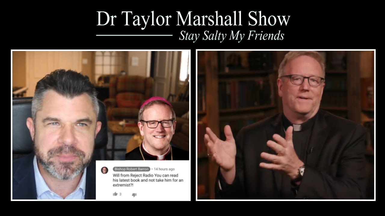 """Is Bishop Barron Tone Deaf to the Laity? Is it Laity's Job?"""""""