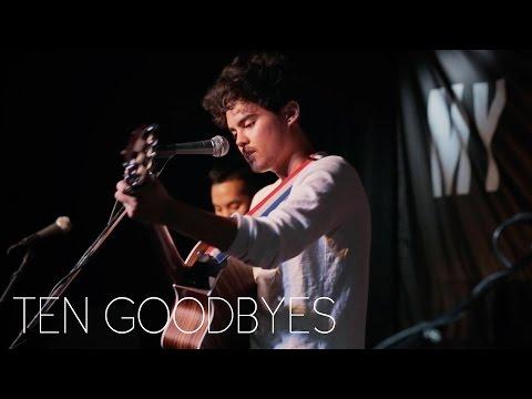 Tim Atlas - Ten Goodbyes (live)