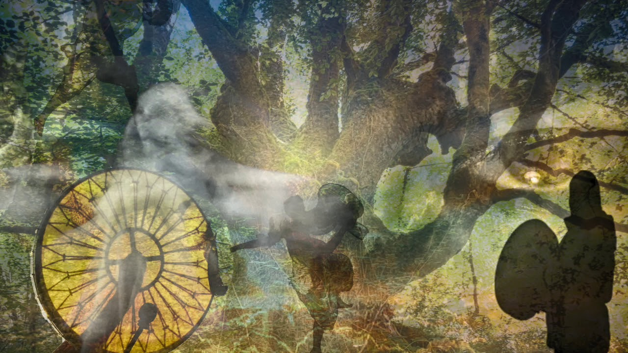 Project For Gaia - Powerful Shaman Trance Drums & Dance - Connect With Your Ancestors