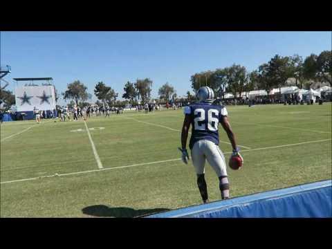 Dallas Cowboys Training Camp 2016 (mini road trip
