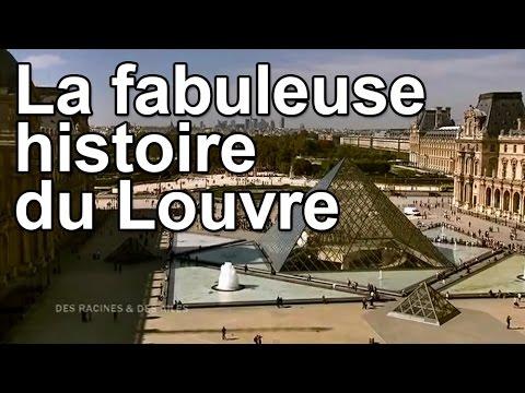 La fabuleuse histoire du Louvre