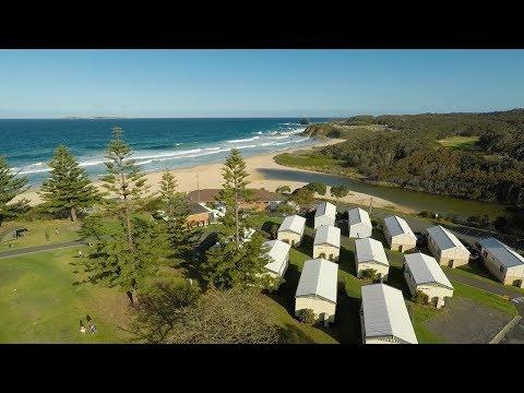 Surf Beach Holiday Park - Narooma, Australia