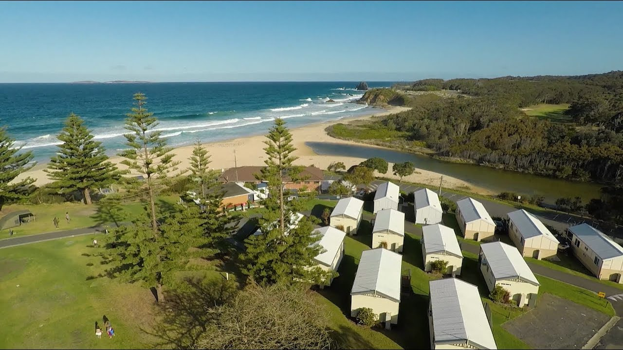 Surf Beach Holiday Park - Narooma, Australia