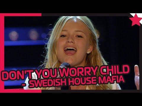 Selina und Alena auf sich gestellt | Don't You Worry Child (Swedish House Mafia) - POPSTARS