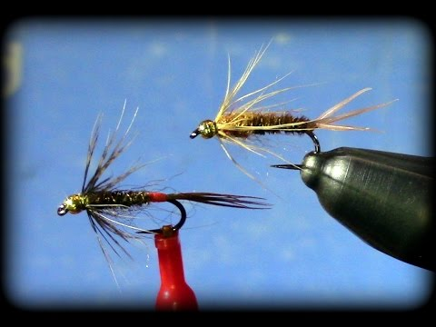 Fly Tying: Soft Hackle Pheasant Tail