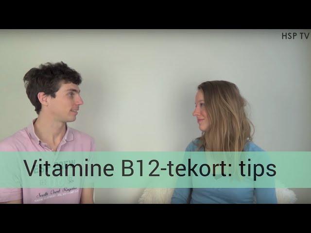 Vitamine B12 Tekort Symptomen Waarden En De Juiste Behandeling