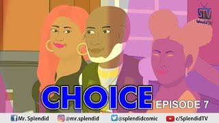 Download Splendid Cartoon Comedy - CHOICE EP 7, SPLENDID CARTOON SERIES (Splendid TV Cartoon)