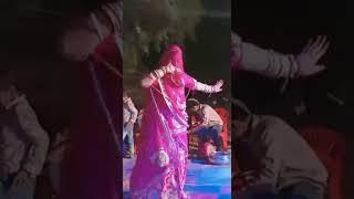 """Rajasthani folk dancing Baisa Raj Song """"Teri Mucha Wala Roob"""