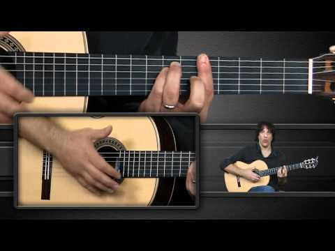 Rumba Flamenca:  Basic Right Hand Moves